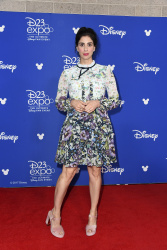 Sarah Silverman - D23 Expo 2017 Day One @ the Anaheim Convention Center in Anaheim - 07/14/17