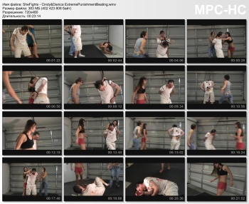 Cindy and athena meet the world039s biggest jerk - 3 part 2