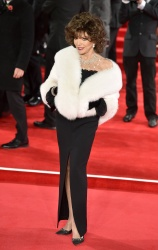 Joan Collins - Spectre Royal World Premiere @ the Royal Albert Hall in London - 10/26/15