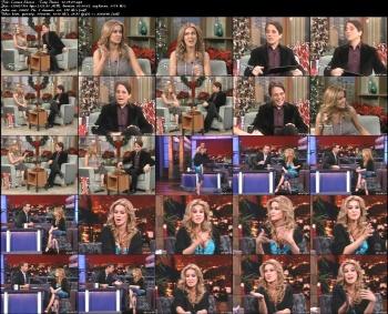 Carmen Electra - Tony Danza  12-19-05