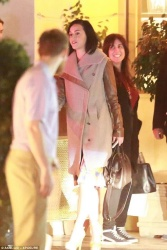 Katy Perry - Out For Dinner In LA - February 4 2016