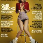 Gatas QB - Gabi Grecko Penthouse Austrália Abril 2015