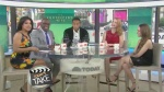 Jessica Chastain - The Today Show 4/7/17 screencaps