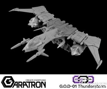[Garatron] Produit Tiers - Gand of Devils G.O.D-01 Thunderstorm - aka Thunderwing des BD TF d'IDW I491BYuM