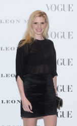 Lara Stone - Vogue 100: A Century Of Style @ the National Portrait Gallery in London - 02/09/16