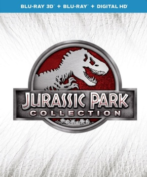 Jurassic Park Collection 1993-2015 Blu-ray 1080p x264 DTS 5 1-HighCode