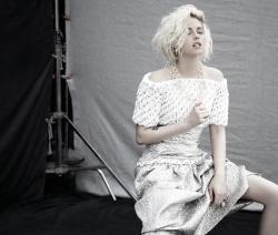 Kristen Stewart - 2016 Zack Zhang Photoshoot