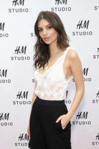 Emily Ratajkowski - H&M Studio Collection New York Event - March 1st 2017