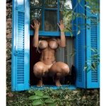Gatas QB - Rafaela Ravena Revista Sexy Maio 2016