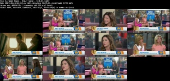 Kathryn Hahn - Today Show - 3-18-14