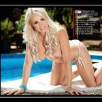 Gatas QB - Joan Divine Playboy Venezuela Junho 2015
