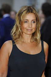 Louise Redknapp - Bad Education Movie Premiere @ Vue West End in London - 08/20/15