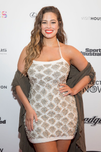 Ashley Graham - VIBES By SI Swimsuit 2017 Launch Festival in Houston - February 18th 2017