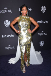 Regina King - 2016 InStyle & Warner Bros. 73rd Annual Golden Globe Awards Post-Party @ the Beverly Hilton Hotel in Beverly Hills - 01/10/16