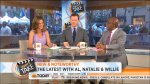 Natalie Morales - The Today Show  |8-9-13|