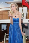 Anja Rubik leaving a Yacht during the 68th annual Cannes Film Festival in Cannes May 21-2015 x43