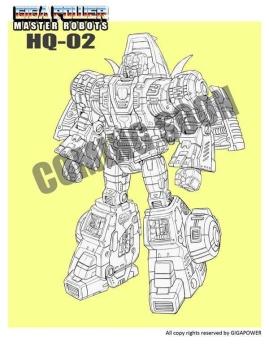 [GigaPower] Produit Tiers - Jouets HQ-01 Superator + HQ-02 Grassor + HQ-03 Guttur + HQ-04 Graviter + HQ-05 Gaudenter - aka Dinobots - Page 3 Nm0hD6ZA