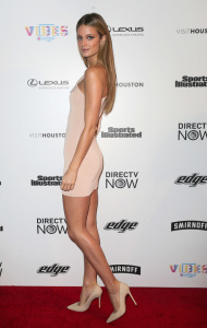 Kate Bock - VIBES By SI Swimsuit 2017 Launch Festival in Houston - February 17th 2017