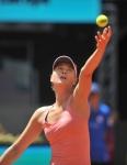 Maria Sharapova WTA Mutua Madrid Open in Spain - May 5-2015 x3