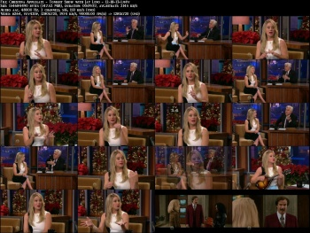 Christina Applegate - Tonight Show with Jay Leno - 12-18-13