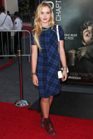 Kathryn Newton - 'Insidious: Chapter 2' premiere in Universal City - September 10, 2013