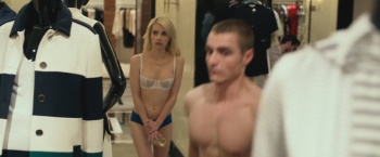"Emma Roberts - Nerve (2016) ""Lingerie"" 
