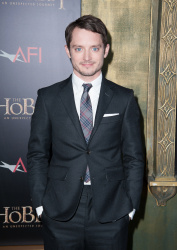 Elijah Wood - 'The Hobbit An Unexpected Journey' New York Premiere benefiting AFI at Ziegfeld Theater in New York - December 6, 2012 - 18xHQ R6DK0Q9M