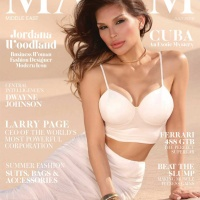 Maxim Middle East- July 2016