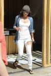 Michelle Rodriguez Is pictured out in Los Angeles August 26-2015 x24