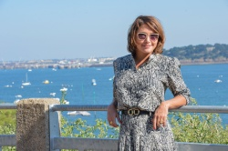 Emma De Caunes - 26th Dinard British Film Festival: Day Two Photocall in Dinard - 10/01/15