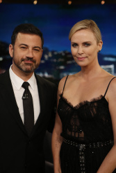 Charlize Theron - Jimmy Kimmel Live: June 12th 2017