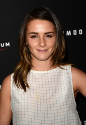 Addison Timlin - 'Upside Down' special screening in LA 3/12/13