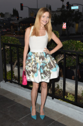 Izabella Miko - She's Funny That Way Premiere @ Harmony Gold in Los Angeles - 08/19/15