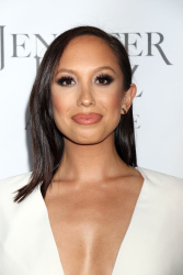Cheryl Burke - JENNIFER LOPEZ: ALL I HAVE Residency Show Opening Night @ Planet Hollwood Resort & Casino in Las Vegas - 01/20/16
