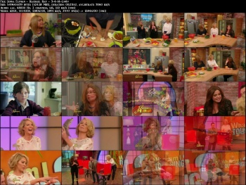 Jenna Elfman - Rachael Ray - 3-4-14