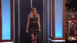 Jennifer Aniston on Kimmel 12/8/16 (V/C)