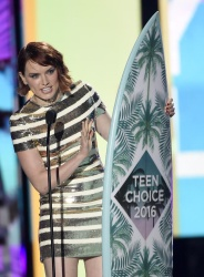 Daisy Ridley - Teen Choice Awards 2016 @ The Forum in Inglewood - 07/31/16