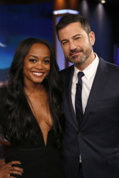 Rachel Lindsay - Jimmy Kimmel Live: May 22nd 2017