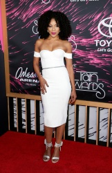 Wendy Raquel Robinson - 2015 Soul Train Music Awards @ the Orleans Arena in Las Vegas - 11/06/15