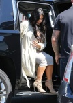 Kim Kardashian at a studio in Los Angeles July 28-2015 x71