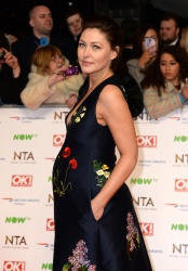 Emma Willis - 21st National Television Awards @ The O2 Arena in London - 01/20/16