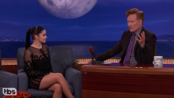 Ariel Winter - Team Coco - CONAN on TBS (2017) | HD 1080p