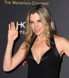 Mira Sorvino - 2016 Weinstein Company & Netflix Golden Globes After Party @ the Beverly Hilton Hotel in Beverly Hills - 01/10/16