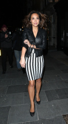 Myleene Klass at the Amika Club in London 24th March x32