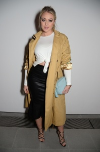 Iskra Lawrence - London Fashion Week AW17 Fashion Film event, Serpentine Galleries, London - February 17th 2017