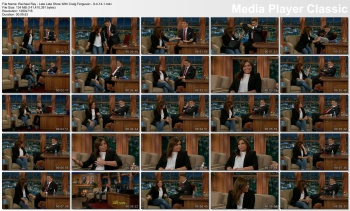 Rachael Ray - Late Late Show With Craig Ferguson - 9-4-14