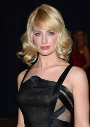 Beth Behrs - White House Correspondents' Association Dinner in Washington 4/27/13