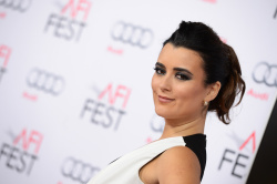 Cote de Pablo - AFI FEST 2015 Centerpiece Gala: The 33 Premiere @ TCL Chinese Theatre in Hollywood - 11/09/15
