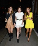 Эшли Мадекве, фото 23. Ashley Madekwe At her hen party in London - June 10, 2012, foto 23