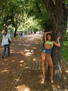 Exhibitionism, Outdoor, Nudism, Public